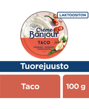 Creme Bonjour 100g Taco laktoositon