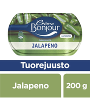 Creme Bonjour 200g Jalapeno laktoositon