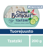 Creme Bonjour 200g Tzatziki laktoositon