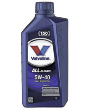 Valvoline All Climate Diesel C3 5W-40 moottoriöljy 1 L
