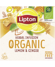 Organic Ginger Lemon Y...