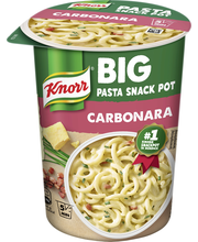 Knorr 92 g BIG Carbonara Snack Pot
