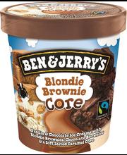 Ben&Jerry's 500ML / 432g jäätelöpakkaus Blondie Brownie