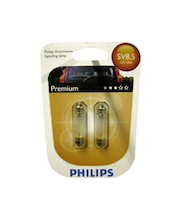 Autolamppu Philips Automotive Premium C5W 12 V 5 W, 2 kpl