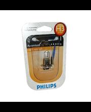 Autolamppu Philips H3 Premium