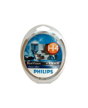 Philips h4 blue