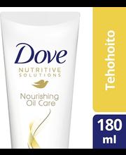 Dove 180ml Nourishing Oil tehohoitoaine