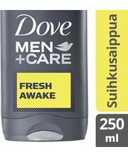 Dove 250ml Men+Care Fresh Awake suihkusaippua