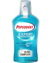 Pepsodent 500ml Expert Protection Ultra Complete suuvesi