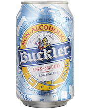 Buckler Alkoholiton olut 0,33l 24 pantillinentölkki