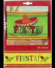 Texmex Fiesta! Lippu 60x90 cm
