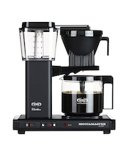 Moccamaster KBGC982 AO matt black kahvinkeitin