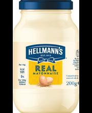 Hellmann's 200g Real Mayonnaise