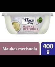 Flora & Voi 400g Maukas merisuola