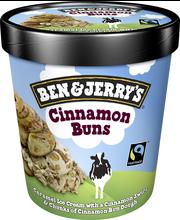 Ben & Jerry's 500ml Cinnamon Buns jäätelökotipakkaus