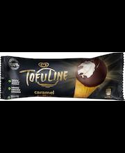 TofuLine 150ml Toffee soijajäätelötuutti maidoton