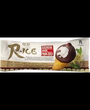 R-Ice 150ml Vanilja-Suklaa riisijäätelötuutti maidoton
