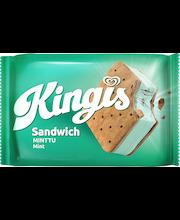 Kingis jäätelöpuikko Sandwich Minttu 75 ML