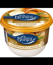 Crème Bonjour 240g Cuisine Fraiche Sipulisekoitus 13% hapatettu kermavalmiste