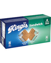 Kingis Sandwich Duo 6x...
