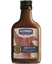 Hellmann's 200ml Amerikkalainen BBQ-kastike