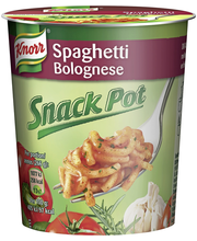 Knorr Snackpot Spaghetti Bolognese 66g