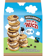 Ben & Jerry's 8x30ml Son of a Wich