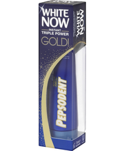 Pepsodent 75ml White Now Gold hammastahna