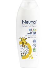 Neutral 250ml Kids suihkusaippua