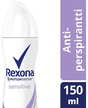 Rexona 150ml Skin Care Sensitive spray