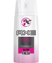 Axe 150ml Girls Anarchy bodyspray