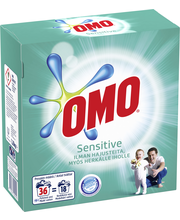 Omo 1,26kg Sensitive