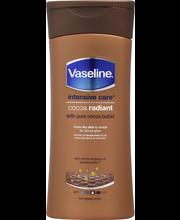Vaseline 200ml Cocoa Radiant kosteusvoide