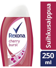 Rexona 250ml Cherry Bu...
