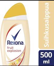Rexona 500ml Fruit Explosion suihkusaippua