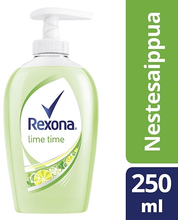 Rexona 250ml Lime time käsisaippua