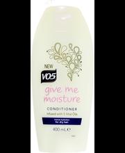 VO5 400ml Give me moisture hoitoaine