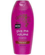 VO5 400ml Give me volume shampoo