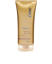 Dove Vartalovoide DermaSpa Summer Revive Dark 200ml