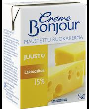 Creme Bonjour 2dl Juusto ruokakerma