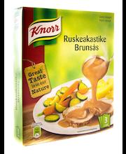 Knorr 3x23g Ruskeakastike kastikeainekset