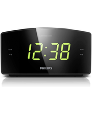 Philips AJ3400/12 kelloradio musta