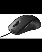 Trust Carve optinen hiiri, musta