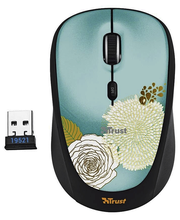 Trust Yvi langaton hiiri Flower