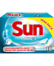Sun 18 tab all-in-one regular