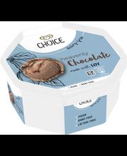 Choice 750ML / 430g jäätelö kotipakkaus Heavenly Chocolate