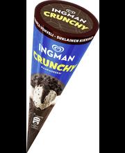 Ingman Crunchy 120ml Kaakaokeksi