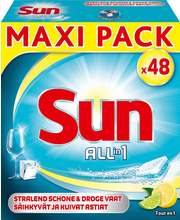 Sun 48 tab all-in-one lemon