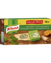 Knorr 18x10g Kasvislie...