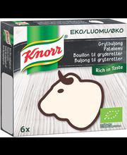 Knorr 6x10g Luomu pataliemikuutio